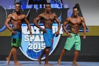 Mr. Olympia Amateure Malaga (Spanien, 12. bis 14. Juni 2015)