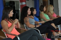 Präsentationsseminar Frauen Top Gym 6. 8. 16