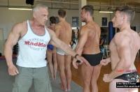 Präsentationsseminar Männer Top Gym 6.8.16