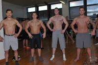 Präsentationsseminar Männer Top Gym Wien 31. Jänner 2015