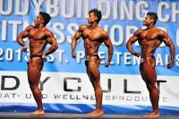 WM Classic Bodybuilding und World Cup Bikini Fitness