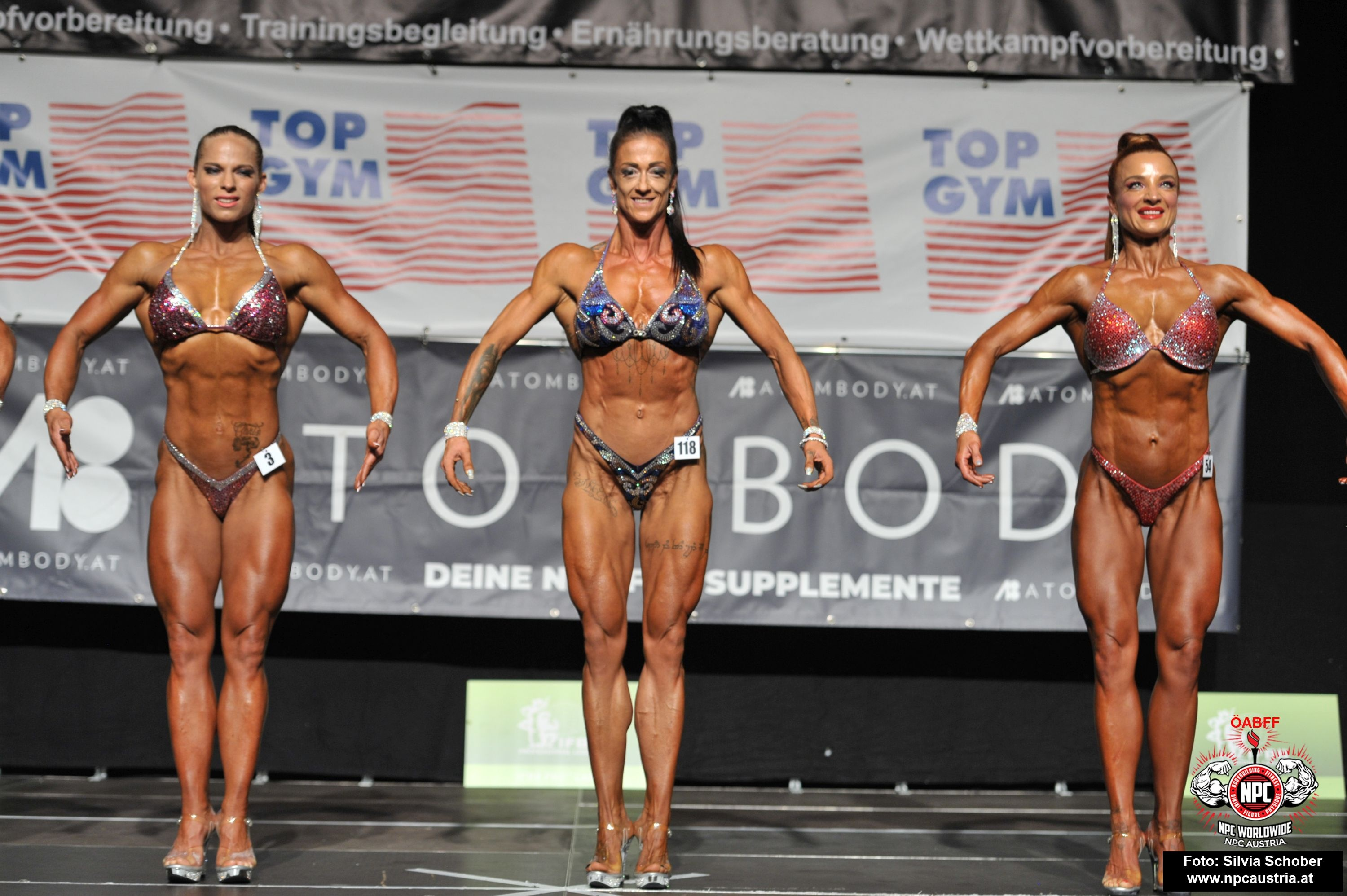 Top Clicked Foto: Heute Women´s Figure - Masters (35 Years and over)