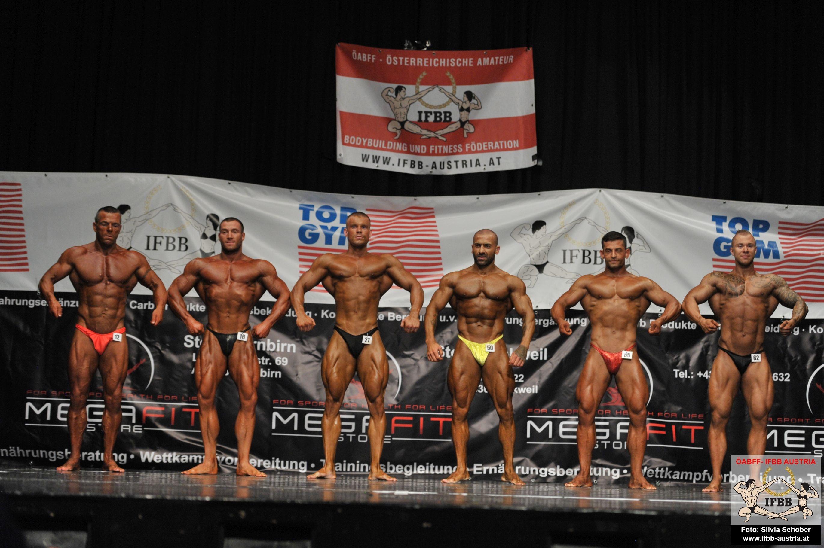Austria Cup 2019 - Bodybuilding Männer bis 85 kg