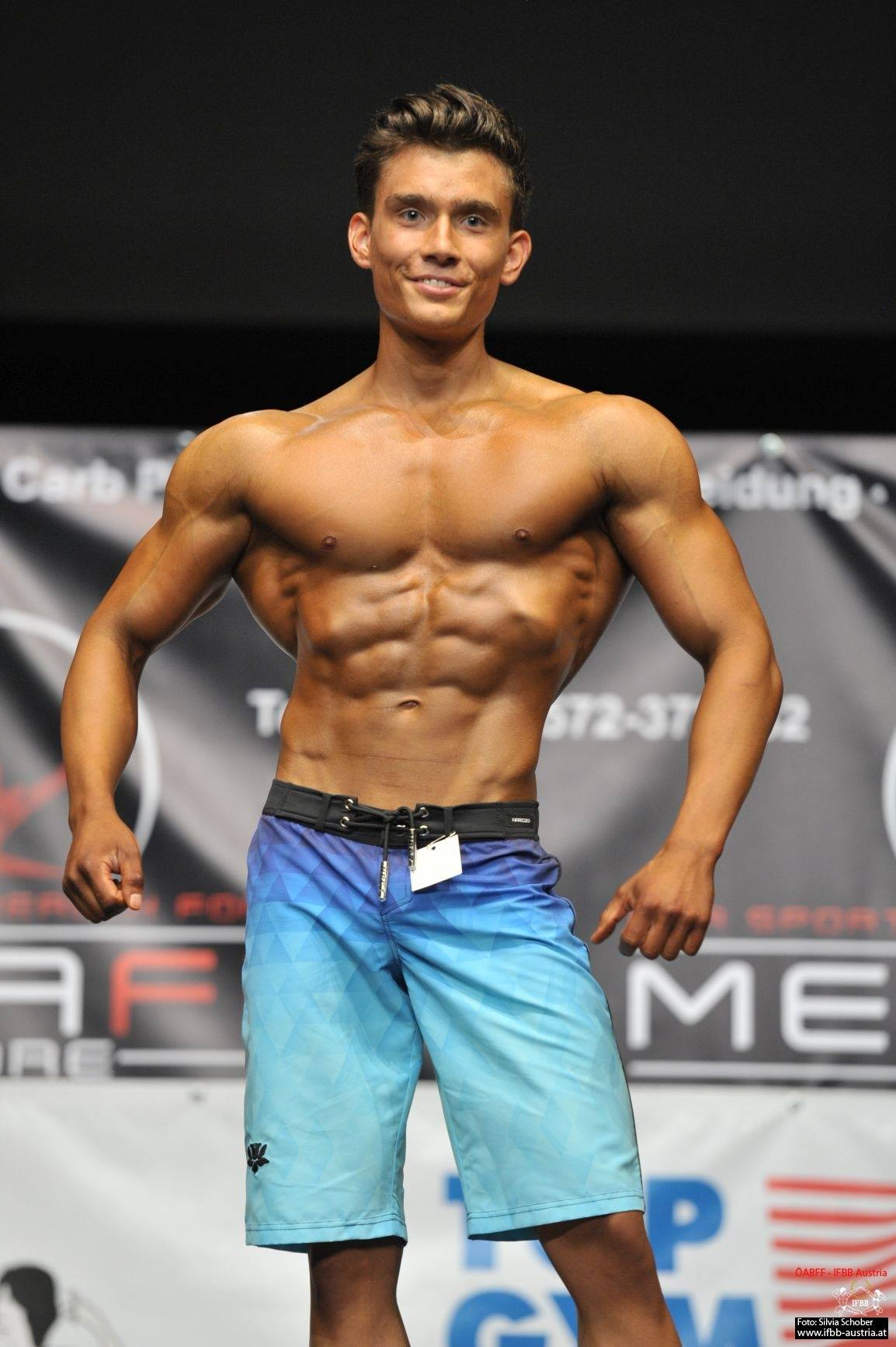Josef Kogler (Junior Men´s Physique)