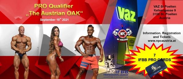 """Weltweite Ankündigung unseres Pro Qualifiers """"The Austrian Oak"""""""