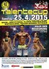 Ergebnisliste:Talente Cup 2015