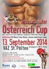 Int. Österreich Cup 2014 und Neulingsmeisterschaft 2014
