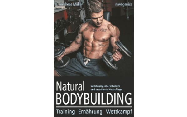 Dr. Andreas Müller: Natural Bodybuilding - das Buch (sportnahrung-engel.de)