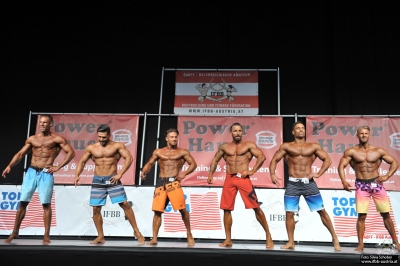 Int. Österr. Meisterschaft 2019 - Muscular Men´s Physique