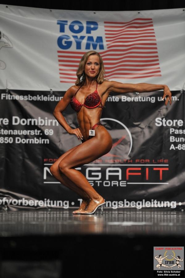 Austria Cup 2019 - Bikini Fitness bis 169 cm