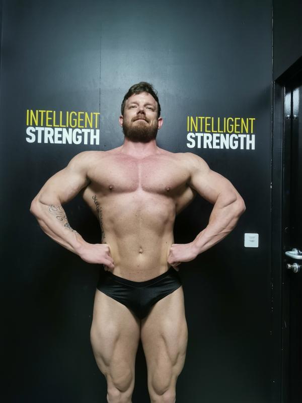 Christian Gutleb: Bodybuilding ist für mich mehr als ein Sport.
