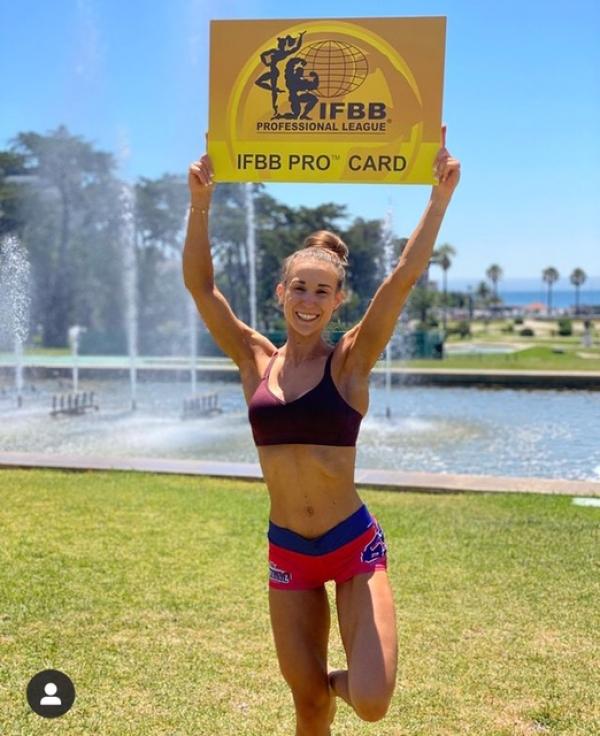 Kristina Brunauer: Von Amateur Bühne zur Ms Olympia an nur einem Wochenende