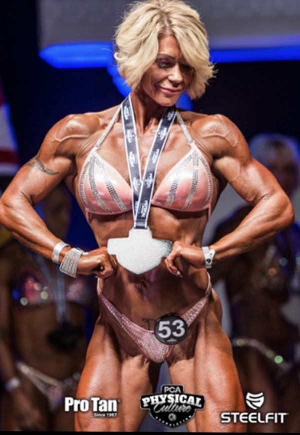 Barbara Thanner - Naturalbodybuilderin aus Leidenschaft!