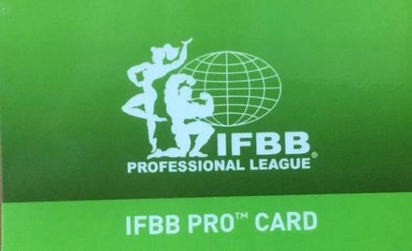 Wieviele Pro Cards der IFBB Pro League werden am 19. September in St. Pölten vergeben?