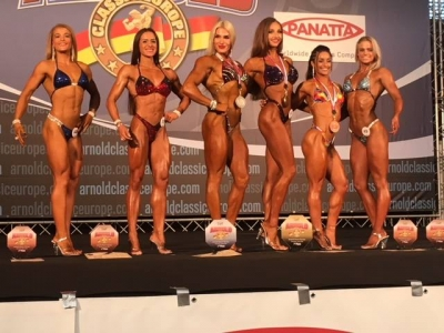 Flash Report 3: Arnold Classic Europa in Barcelona