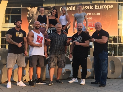 Flash Report 1: Arnold Classic Europa in Barcelona